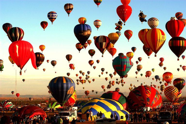 Ballonstart Festival